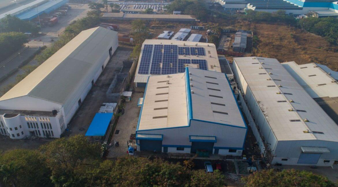 Factory located in Chakan, Pune
